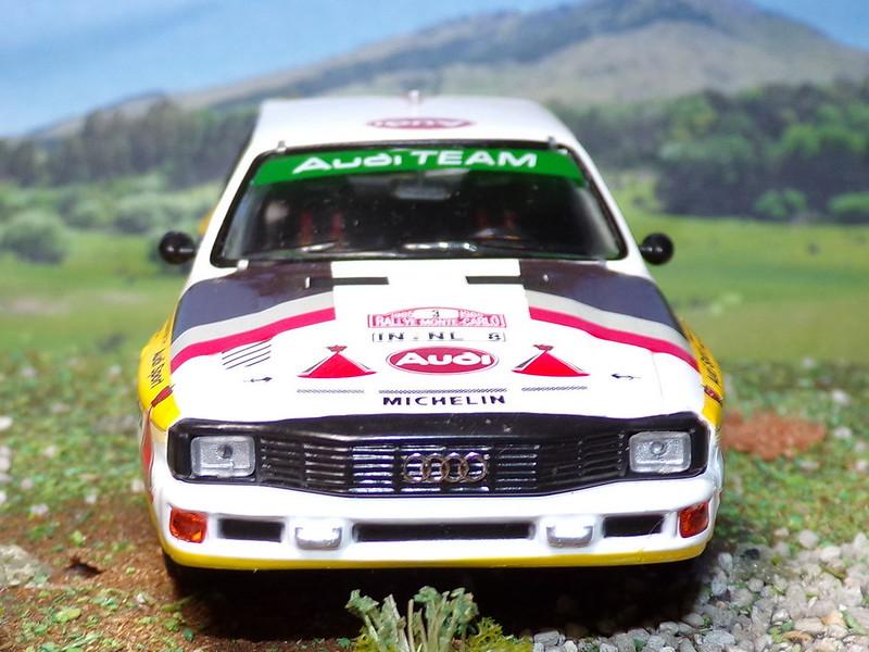 Audi Sport Quattro A2 – Montecarlo 1985