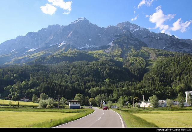 Dachsteinmassiv, Ramsau am Dachstein, Austria