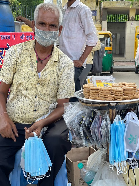 City Food - Barfi with Mask, Dilshad Garden45