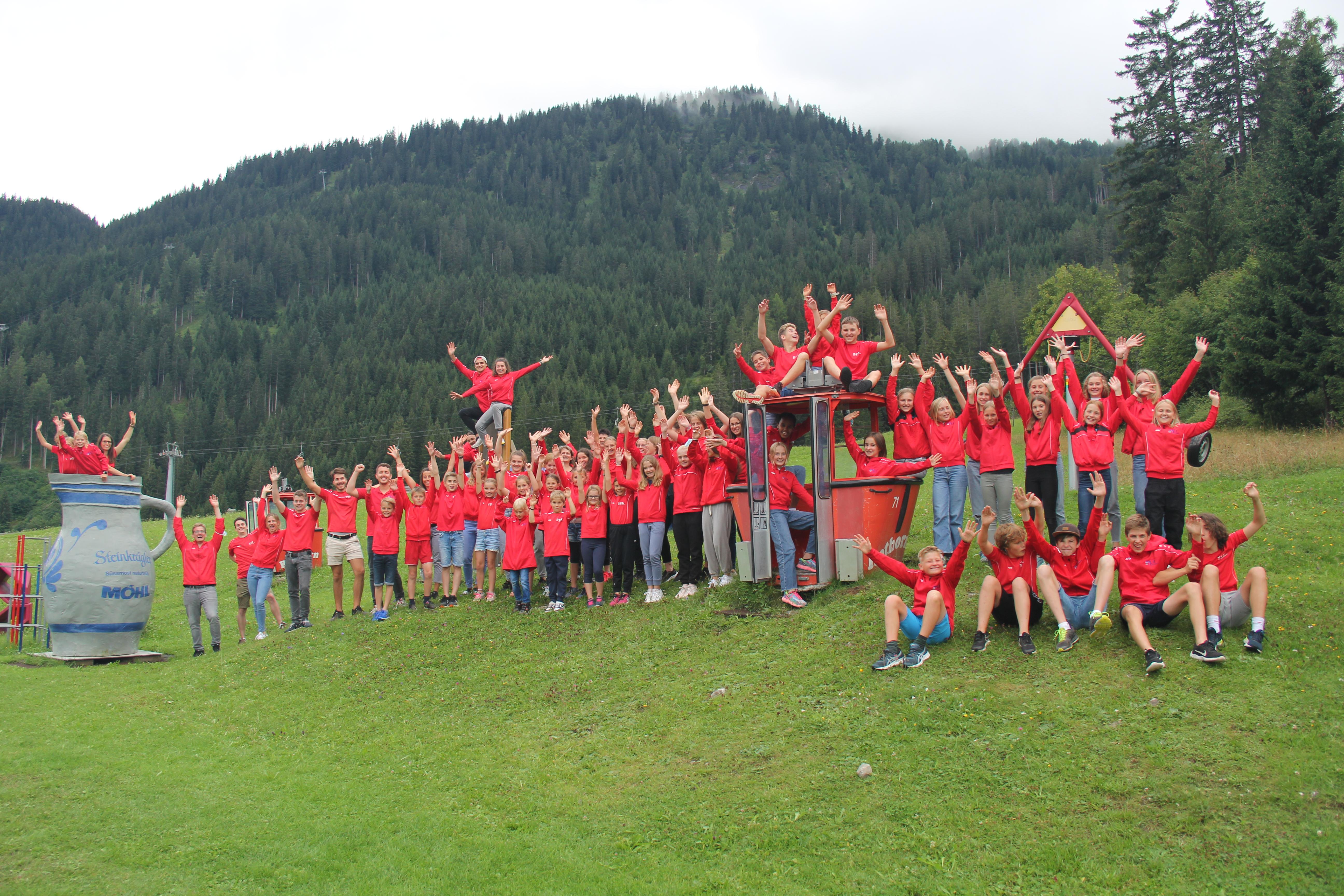 Fotos ESV Sommerlager in Churwalden (8.-14.August 2021)