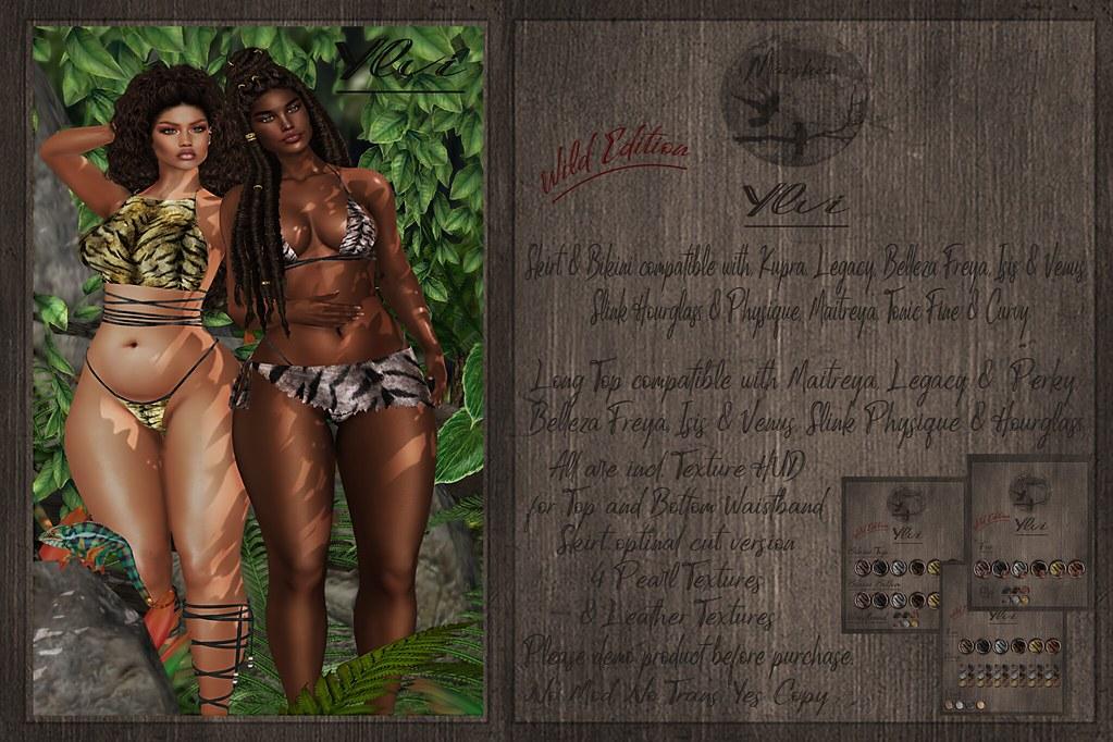 Ylvi  ~ Wild edition ~