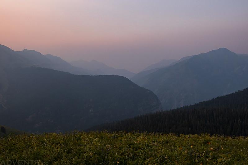 Crystal Canyon Overlook