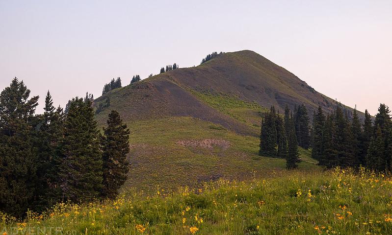 Arkansas Mountain Ridge