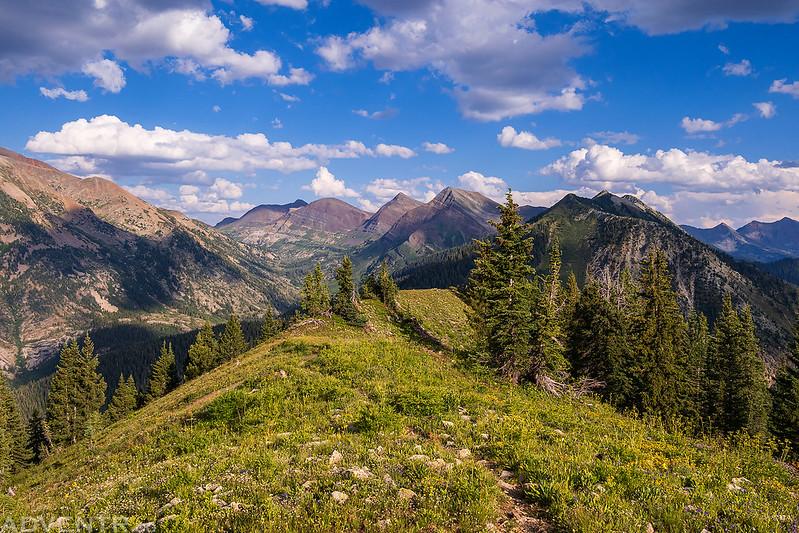 Marble Peak View