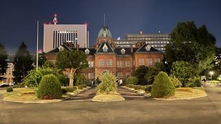 道庁(赤レンガ庁舎)