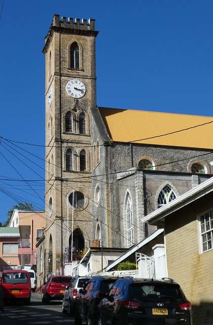 Grenada - Cathedral of the Immaculate Conception