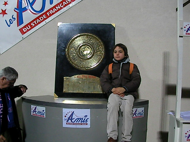 Stade vs Dax - Jean Bouin 30 novembre 2007