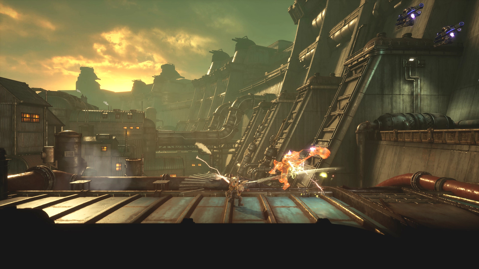 Forged In Shadow Torch – PlayStation.Blog