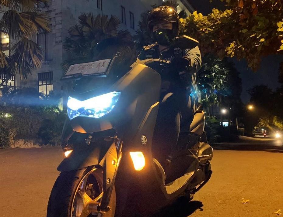 Tips Berkendara Sepeda Motor di Malam Hari