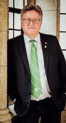 Senator Rob Black Casual photo