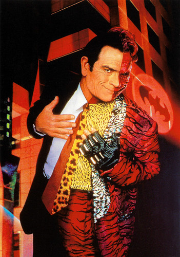 Tommy Lee Jones in Batman Forever (1995)