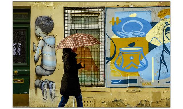 Rue peinte 2