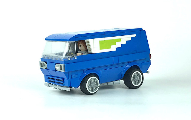 Custom Ford Econoline