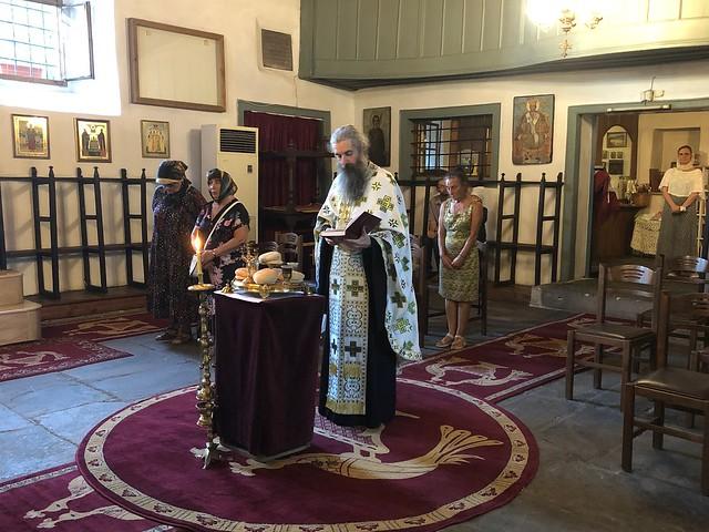 8 август - ✝ 7 Неделя след Петдесетница -- след Преображение. Св. Емилиан изповедник, еп. Кизически