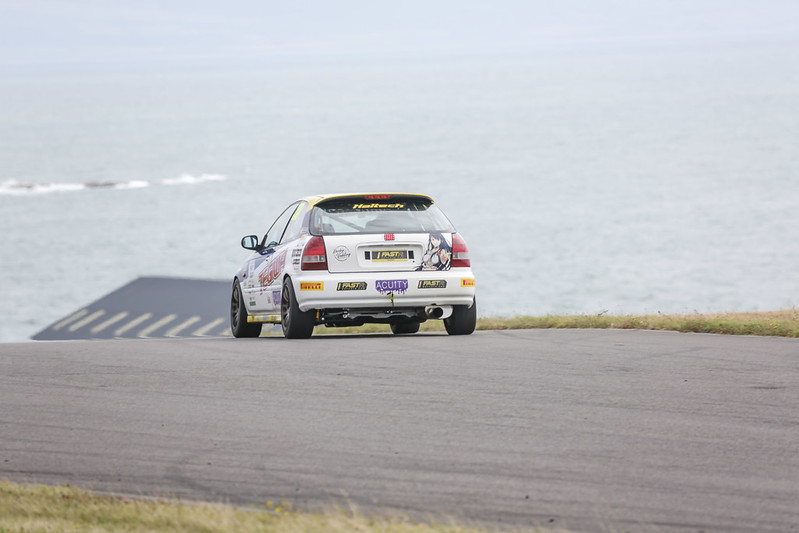 Time Attack 2021 - Round 5 - Anglesey
