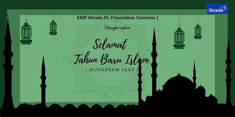 TAHUN BARU ISLAM 1 MUHARRAM 1443 H