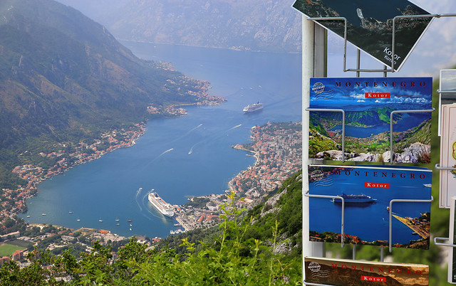 A postcard from Montenegro