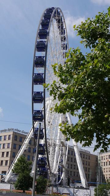 Dresden - Riesenrad