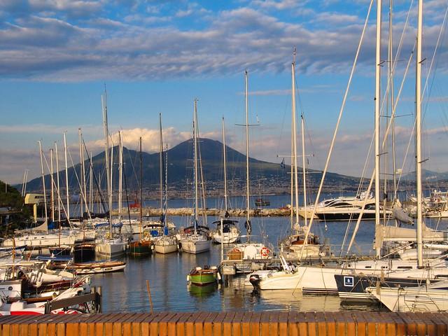 Naples / Porticciolo di Santa Lucia