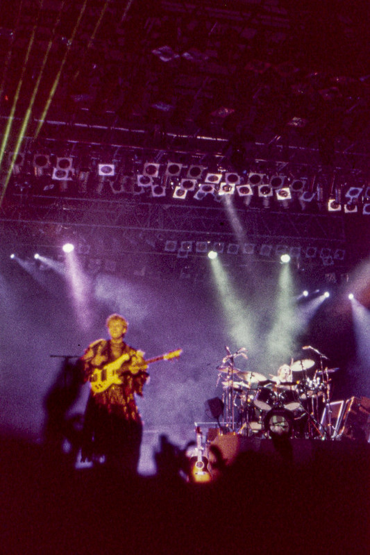 Yes Konzert in Köln am 21.06.1984