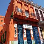 Old Havana Colorful Buildings