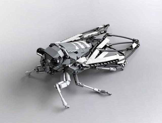 LEGO Mecha Snail Cicada-14