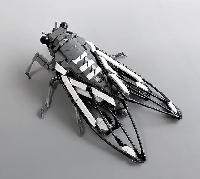 LEGO Mecha Snail Cicada-01