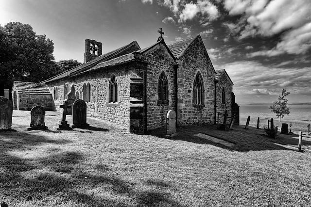 St Peter's Church, Heysham 25.07.21