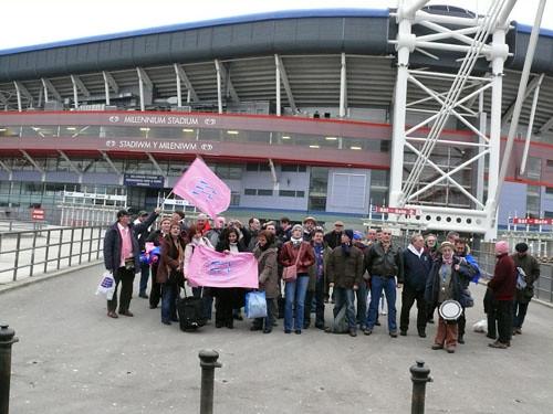 Cardiff Blues vs Stade - 14 décembre 2007
