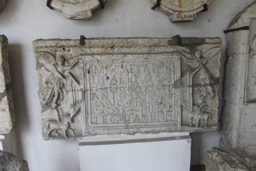 Building Inscription of the Legio II Adiutrix