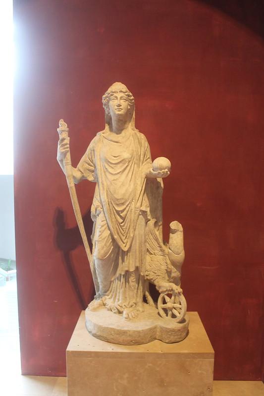 Statue of Fortuna Nemesis