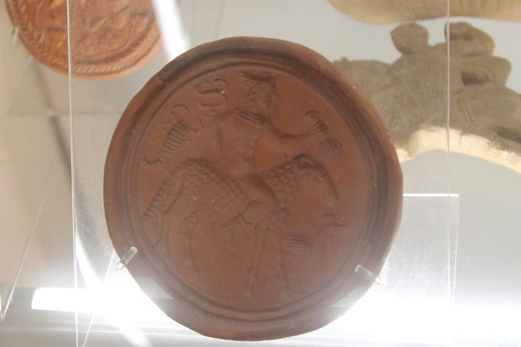 Relief of Mercury