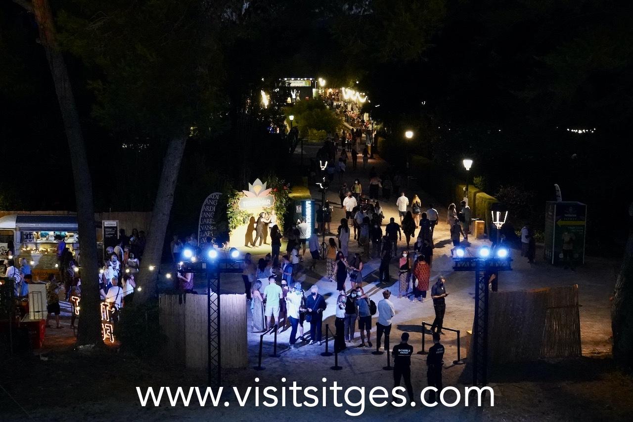 ANTONIO OROZCO EN EL FESTIVAL JARDINS TERRAMAR 2021