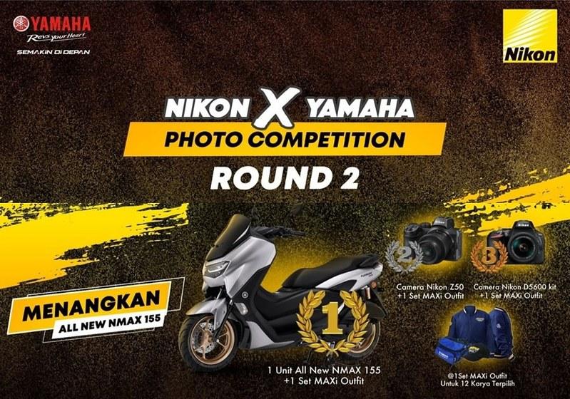 Nikon x Yamaha Photo Competition R2