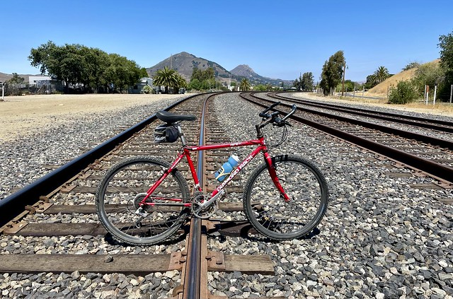 🚂 tracks | Bikes | Perspective