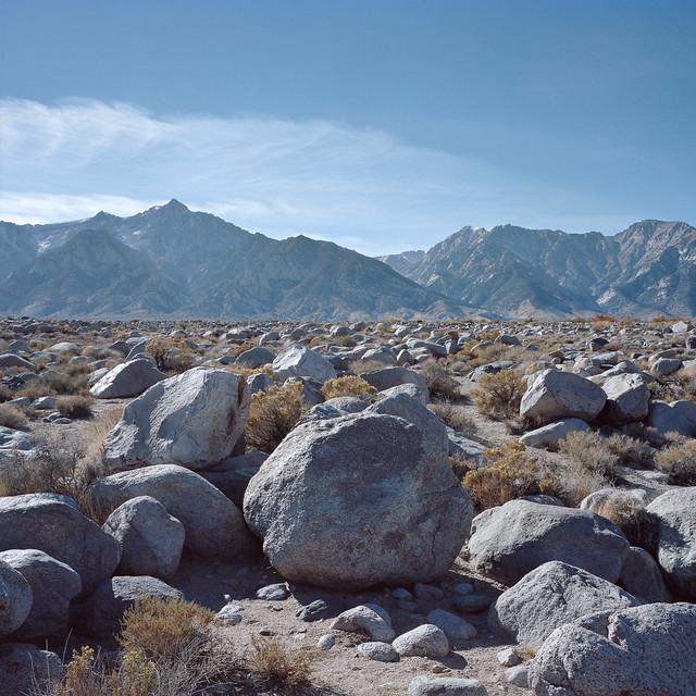 ansel was here. manzanar, ca. 2014.