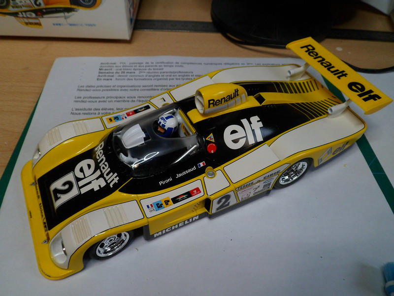 From the box - Alpine Renault A442B Turbo [Tamiya 1/24] *** Terminé en pg 7 - Page 6 51368862347_727b325768_c