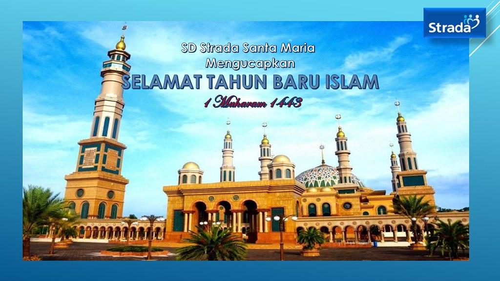 Selamat Tahun Baru Islam 1 Muharam 1443H