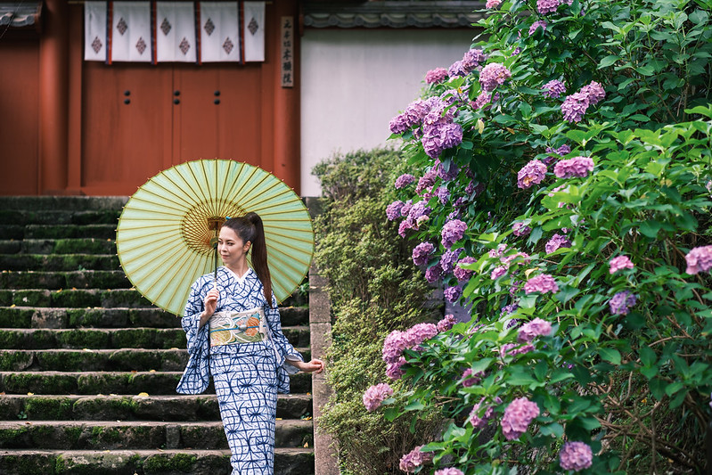 長谷寺 / Hase-dera (Temple)