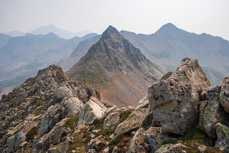 Back Down The Ridge