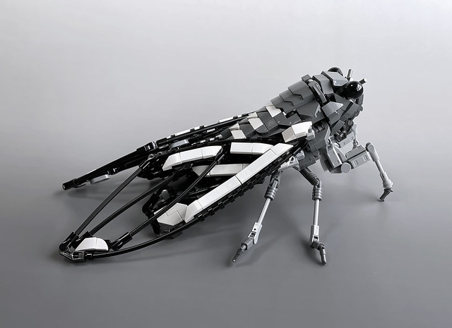 LEGO Mecha Snail Cicada-11