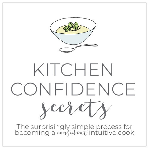 Kitchen Confidence Logo + tag line