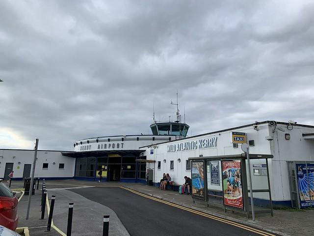 Kerry Airport - Farnfore, Ireland