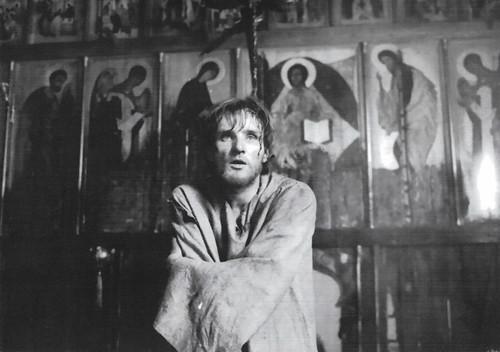 Anatoliy Solonitsyn in Andrei Rublev (1966)