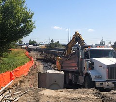 Port of Tacoma Road onramp to southbound I-5 work zone