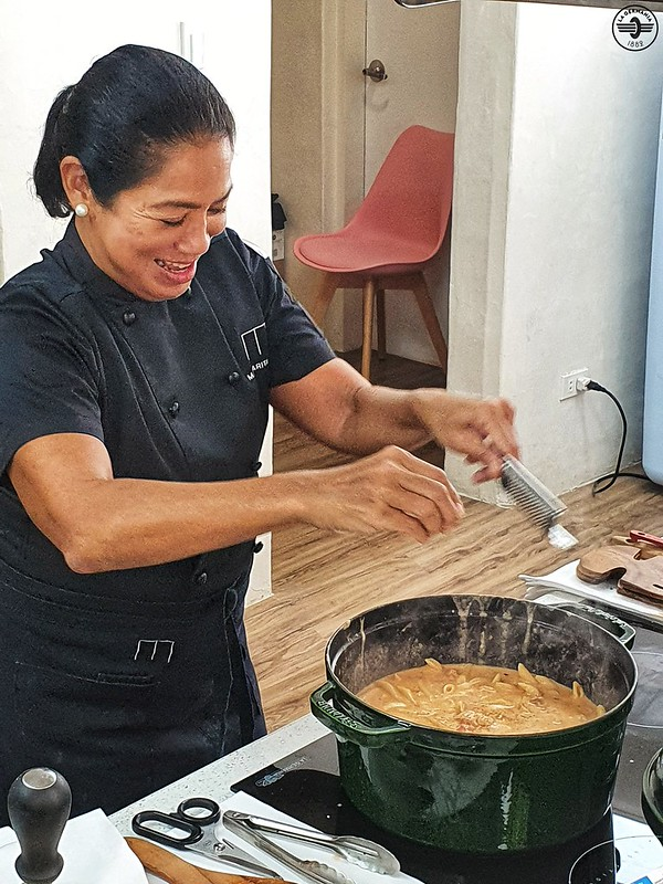 Chef Margarita Fores