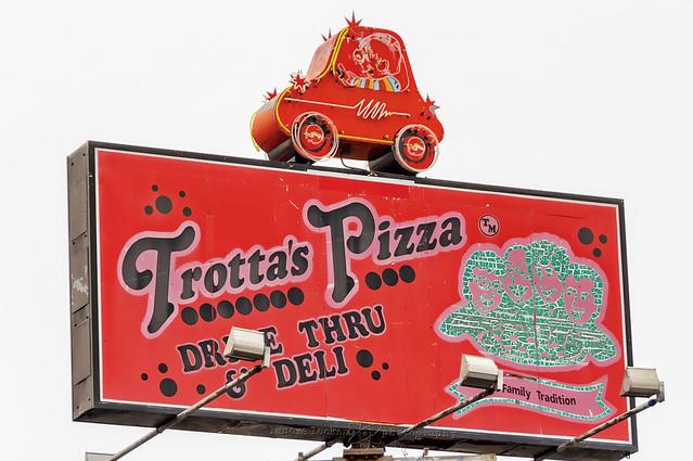 trotta's pizza