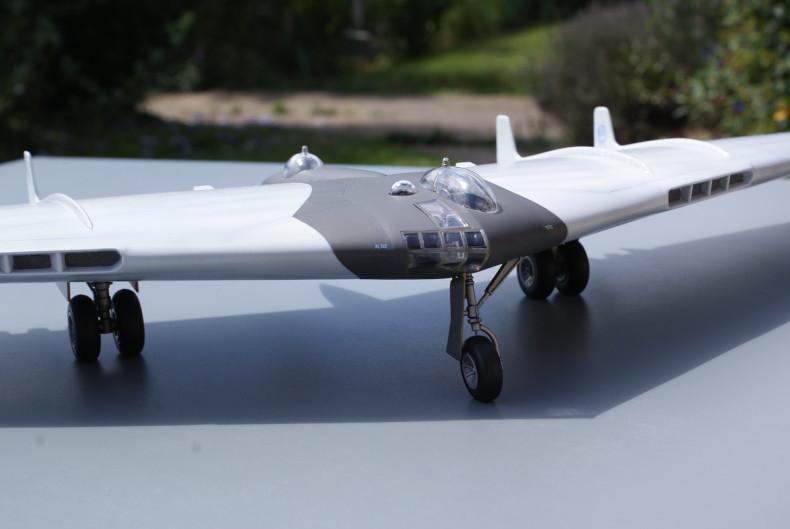 Northrop YB-49 [Italeri 1/72] 51369149595_820c2a4a58_c