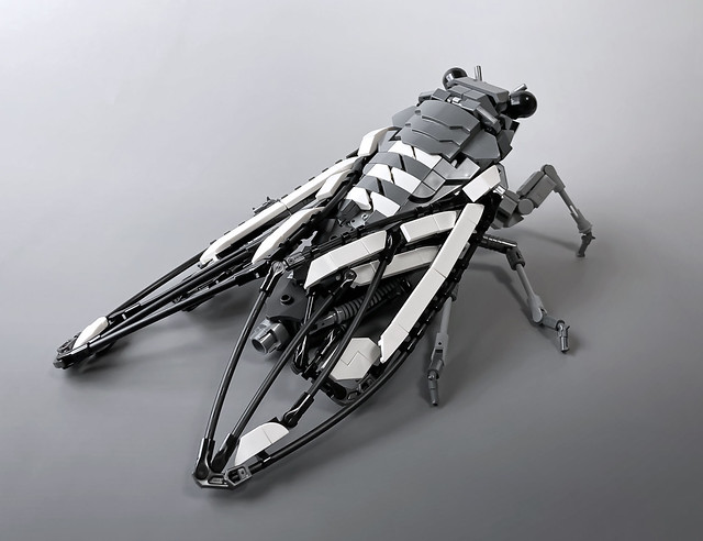 LEGO Mecha Snail Cicada-10