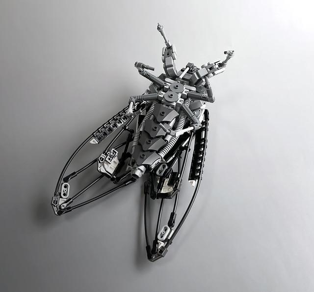 LEGO Mecha Snail Cicada-09